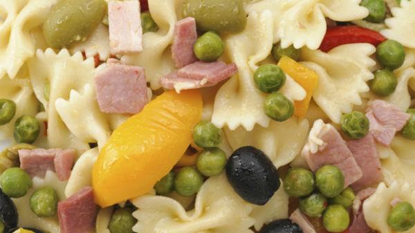 Photo Recette Salade de Pâtes Nœud Papillon