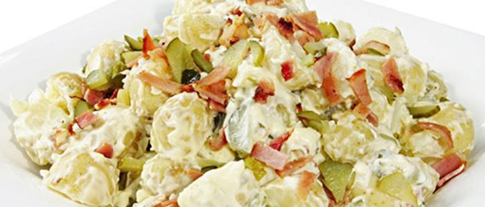 Salade de Pommes de Terre à la Béarnaise