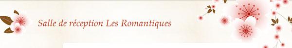 Salle de Réception les Romantiques