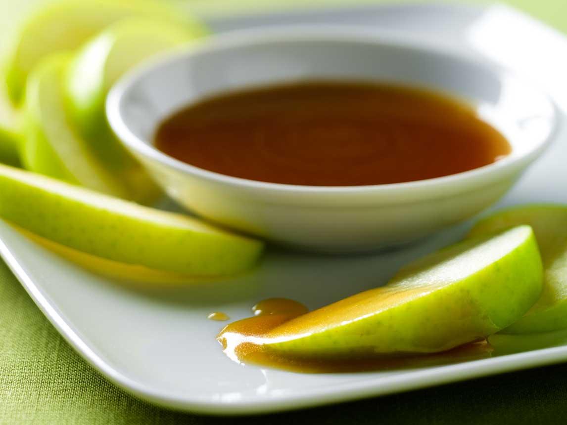 Sauce Caramel à l'Érable