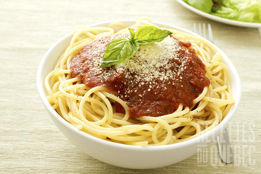 Photo Recette Sauce Tomate à L'Italienne