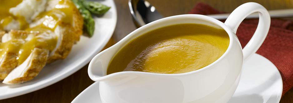 Photo Recette Sauce pour Dinde Rôtie