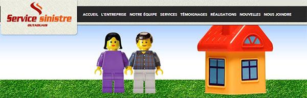 Service Sinistre Outaouais en ligne