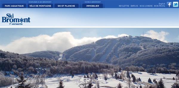 Ski Bromont Station de Ski en ligne