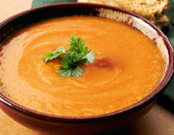 Soupe Épicée à la Carotte