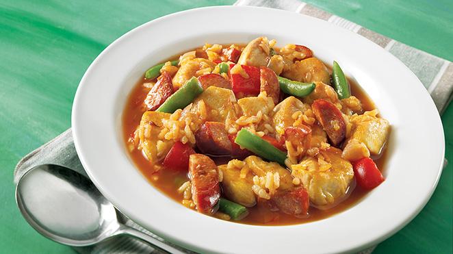 Soupe Paella