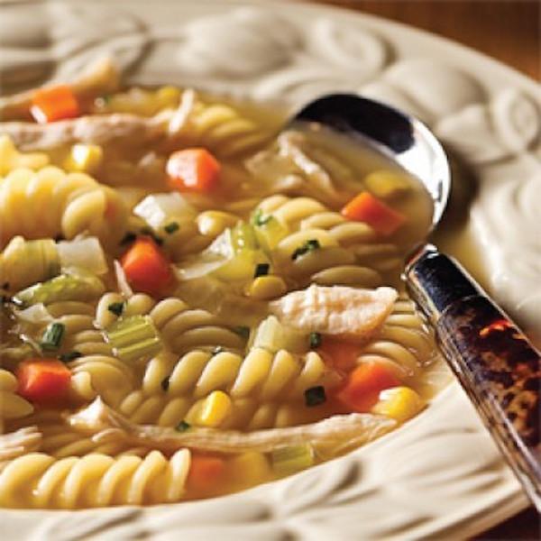 Soupe au Poulet Réconfortante