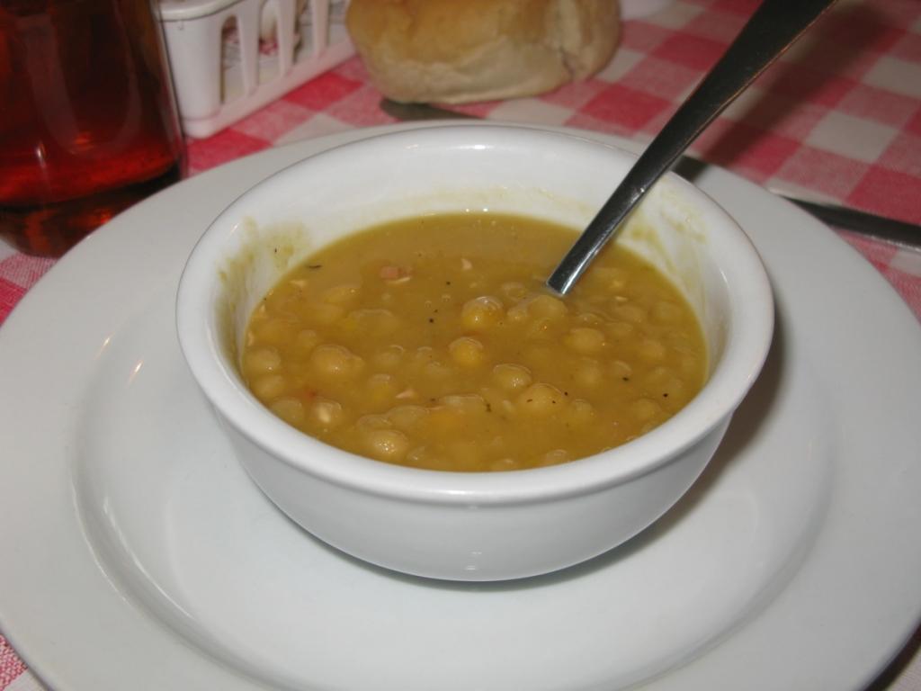 La Meilleure Soupe de Pois Cassés
