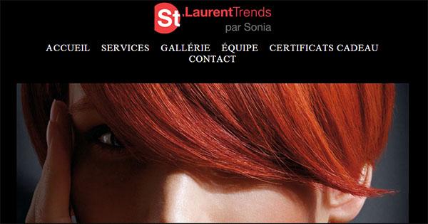 St-Laurent Trends en ligne