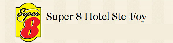 Super 8 Hôtel Ste-Foy