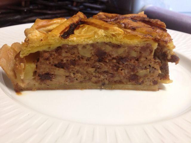 Photo Recette Tourte de Poulet au Foie Gras Truffé