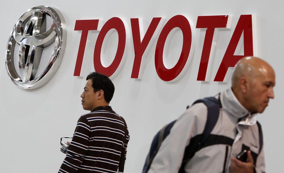 Toyota Rappelle 2,9 millions de Véhicules de Plus