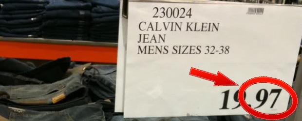 Trouvez les spéciaux cachés sur les étiquettes du Costco