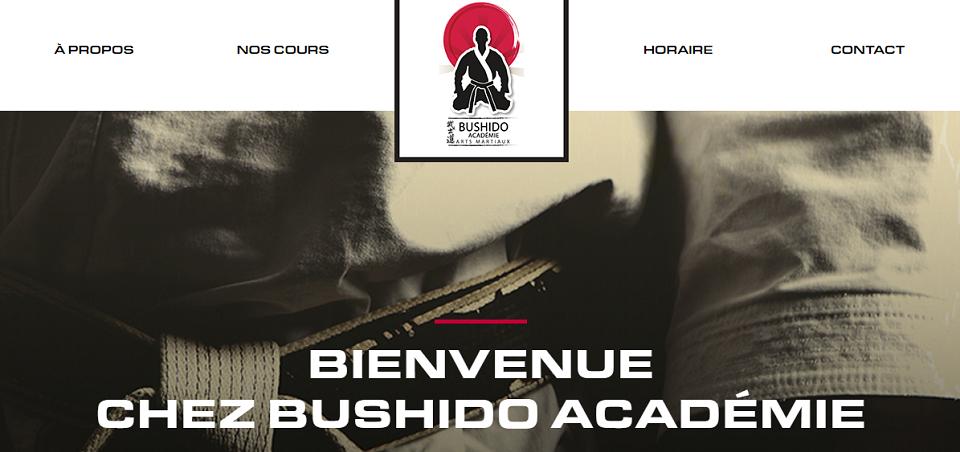 Académie Bushido en Ligne