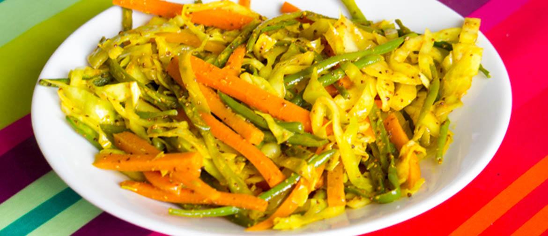 Achards de Légumes Créoles