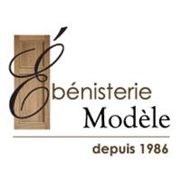 Logo Ébénisterie Modèle