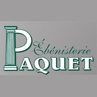 Logo Ébénisterie Paquet