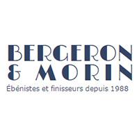 Logo Bergeron & Morin Ébénistes