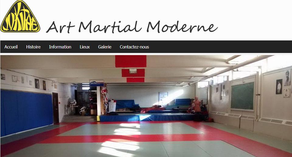 Art Martial Moderne en Ligne