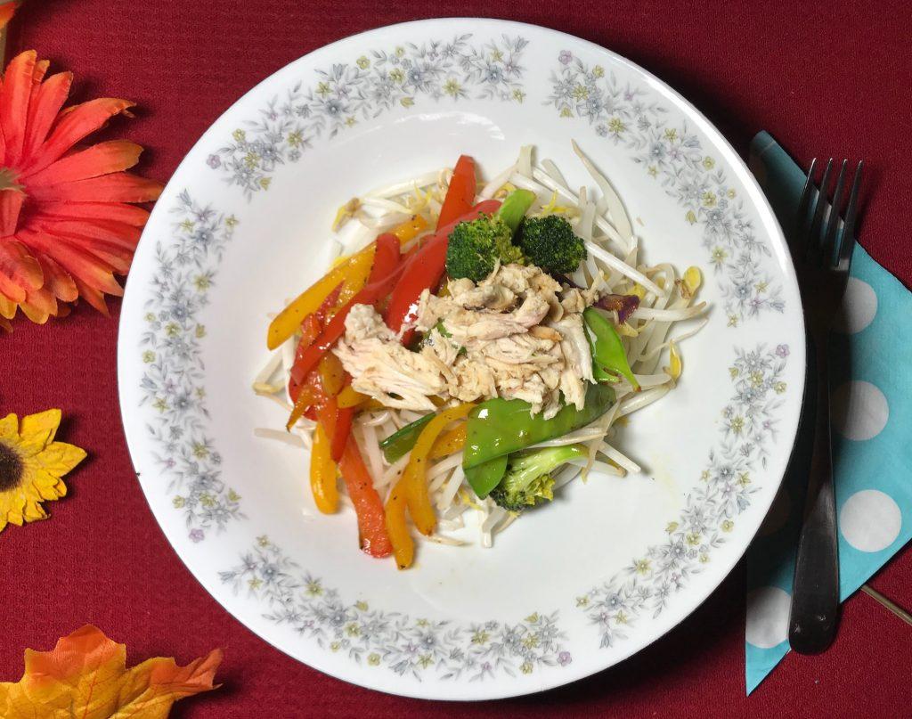 Assiette Santé pour Deux
