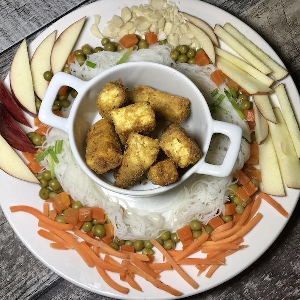 Assiette Végétarienne 1