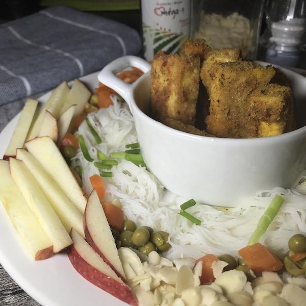 Assiette Végétarienne 2