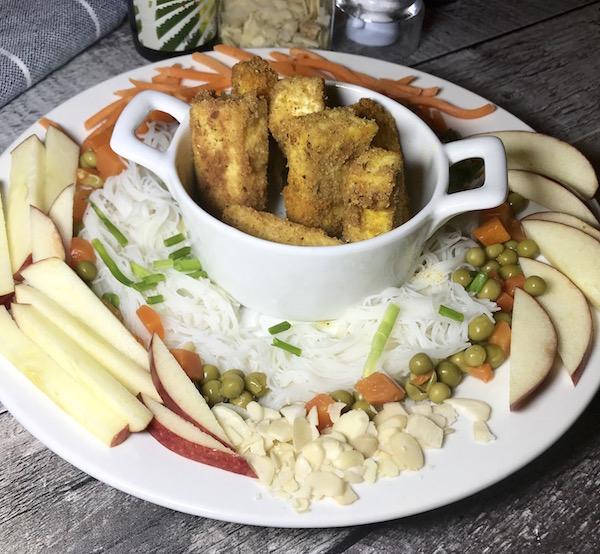 Assiette Végétarienne 3