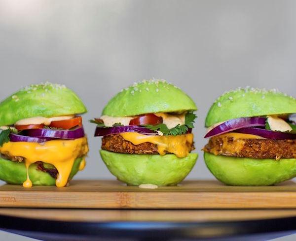 Photo Recette Avocat-Burger