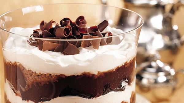 Photo Recette Bagatelle de Brownies pour les Amoureux du Chocolat