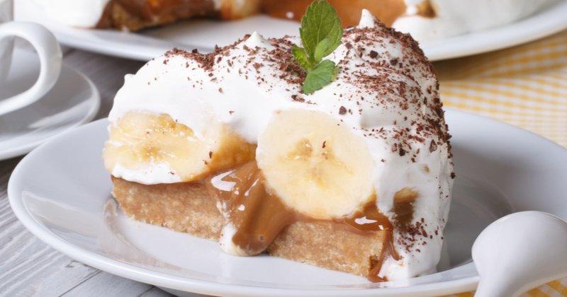 Banoffee un Dessert Délicieux
