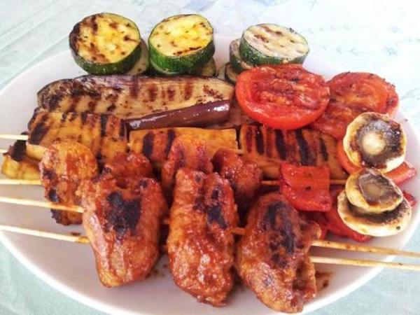 Barbecue Juillet 2013