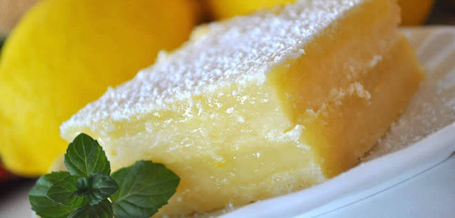 Barres au Citron