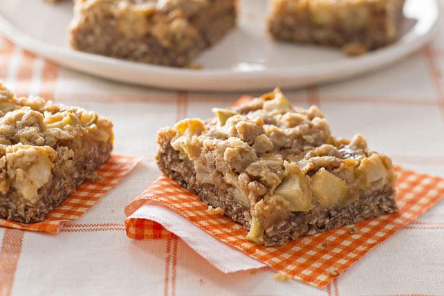 Photo Recette Bars Caramel Croustade aux Pommes