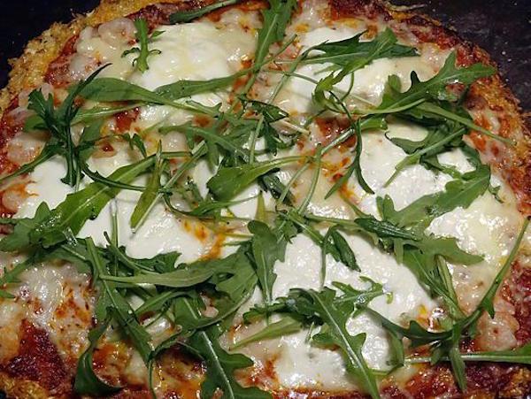 Base de Pizza 4 Ingrédients (pour 1 pizza)