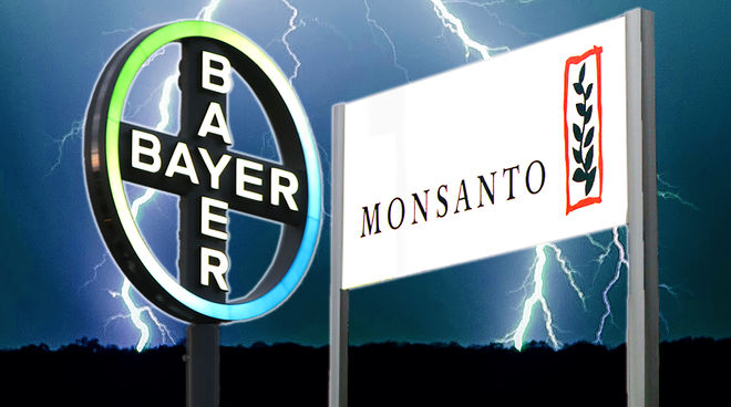 fusion de Bayer et Monsanto
