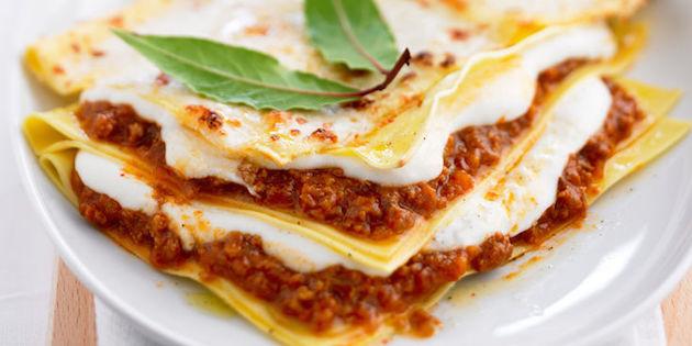Béchamel pour les Lasagnes