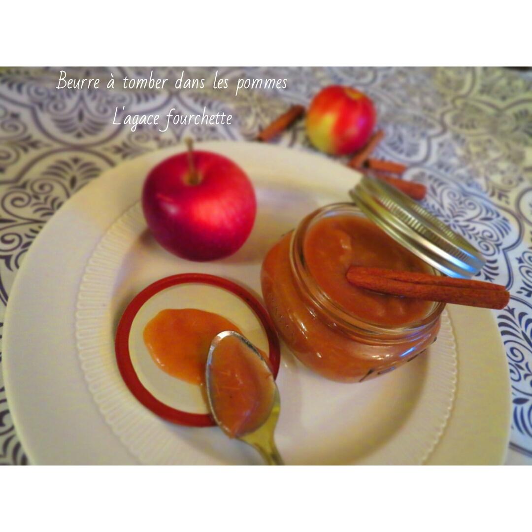 Photo Recette Beurre à Tomber dans les Pommes