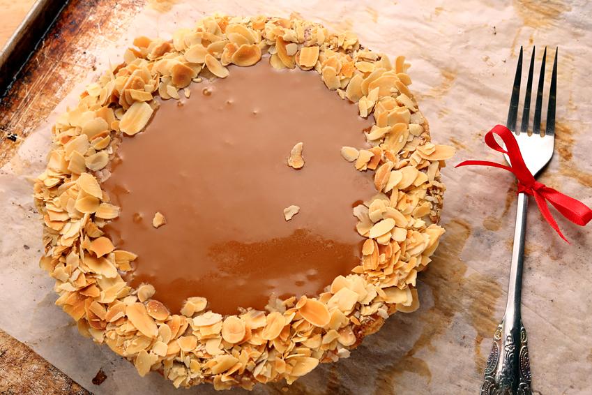Photo Recette Biscuit et Crème au Beurre de Café