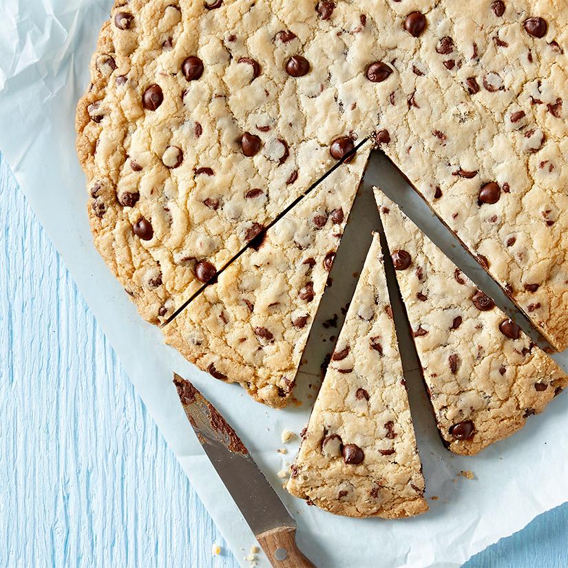 Biscuit Géant aux Brisures de Chocolat