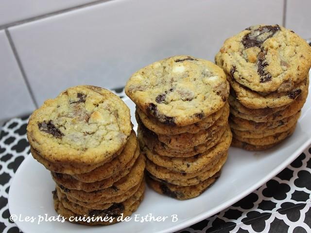 Biscuits 3 Chocolats