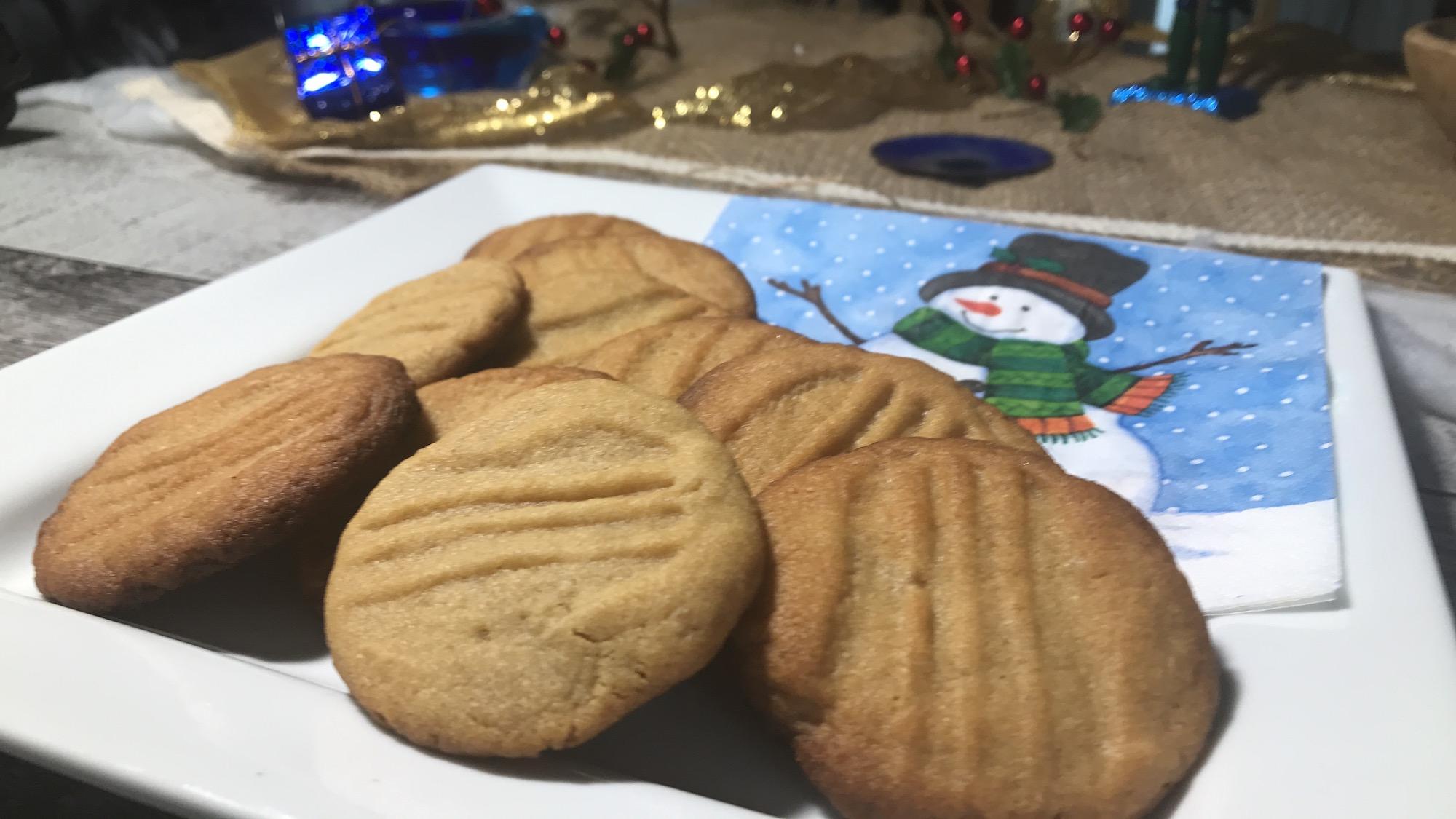 Photo Recette Biscuits au Beurre D'arachide