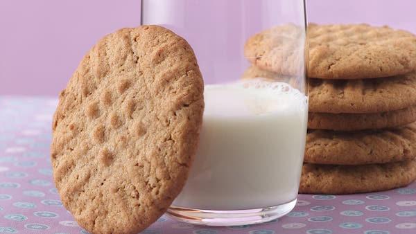 Biscuits au Beurre D'arachide Fibre 1*