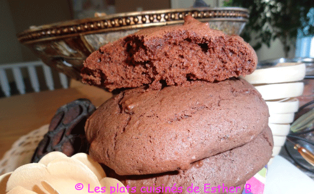 Biscuits au Cacao de Tante Johanne