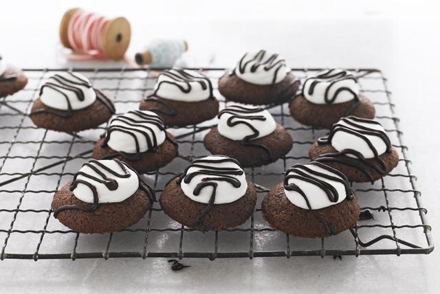 Biscuits au Chocolat et à la Guimauve