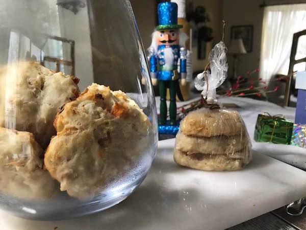 Biscuits au Poulet pour Chien (pour Noël) 13