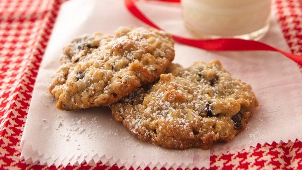 Biscuits aux Dattes et aux Noix
