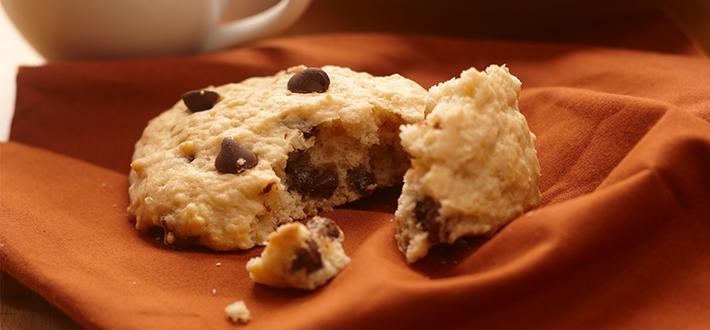 Photo Recette Biscuits aux Pépites de Chocolat