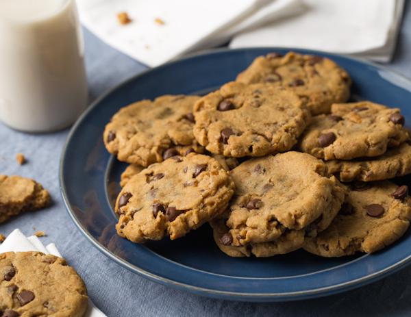 Photo Recette Biscuits aux Pépites de Chocolat Noir et Figues