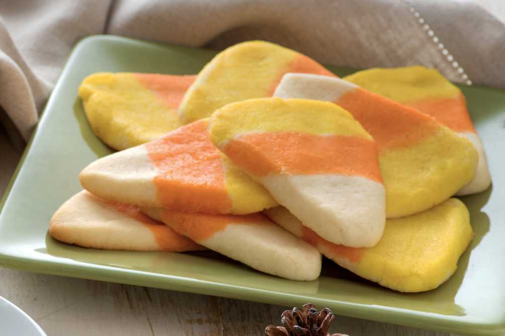 Photo Recette Biscuits Façon Bonbons au Maïs