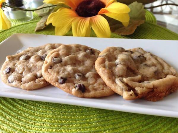 Biscuits Moelleux aux Brisures Chocolatés